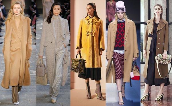Ориентиры при выборе модной одежды 2018