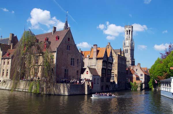 14 европейских городов, где можно отметить День Святого Валентина