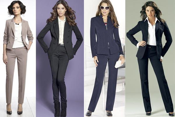 Брючный костюм – классика элегантности и практичности