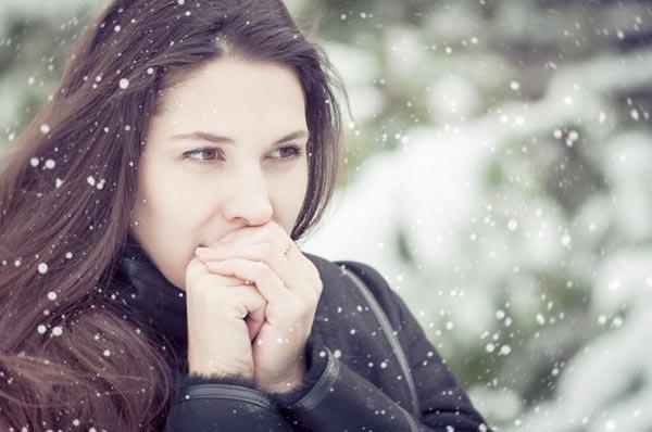 Как не состариться за зиму?