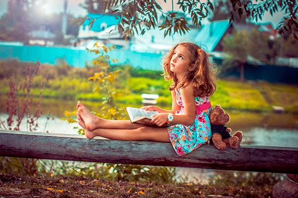 Как привить у ребенка любовь к книгам