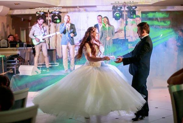 Хорошо организованная свадьба надолго оставляет впечатление
