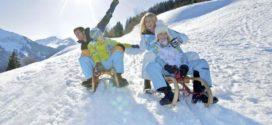 На зимние каникулы в Карпаты с детьми