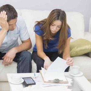 Причины финансового поражения