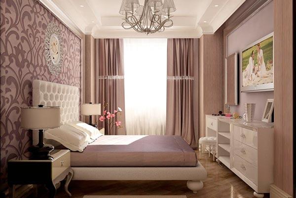 Выбор цвета стен для спальни и ваше самочувствие