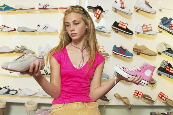 Как выбрать кроссовки для спорта