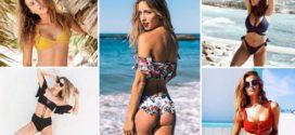 Модные фасоны купальников 2018