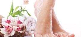 Как правильно ухаживать за ногами?
