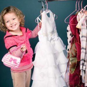 Модная одежда для детей 2018