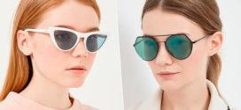 Модные солнцезащитные очки 2018