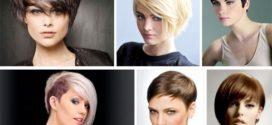 Модные стрижки 2018 на короткие волосы