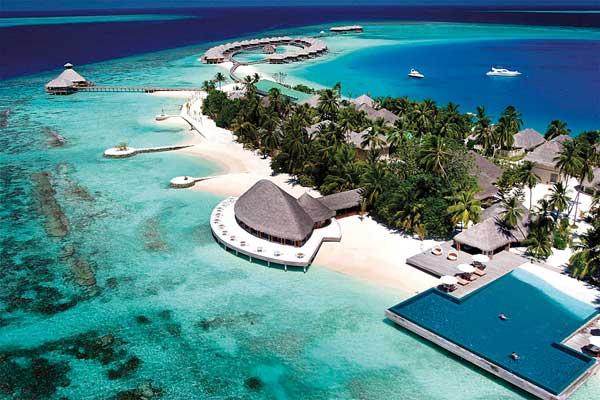 Восхитительные Мальдивы или путешествие в сказку