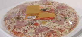 Замороженная пицца – плюсы и минусы
