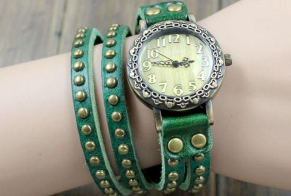 Почему большинство людей носят часы на левой руке