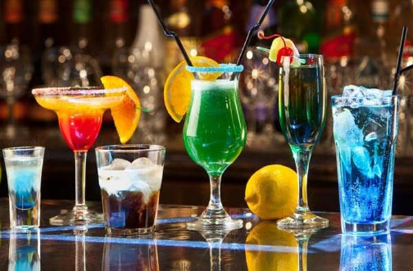 Алкогольные коктейли: польза или вред