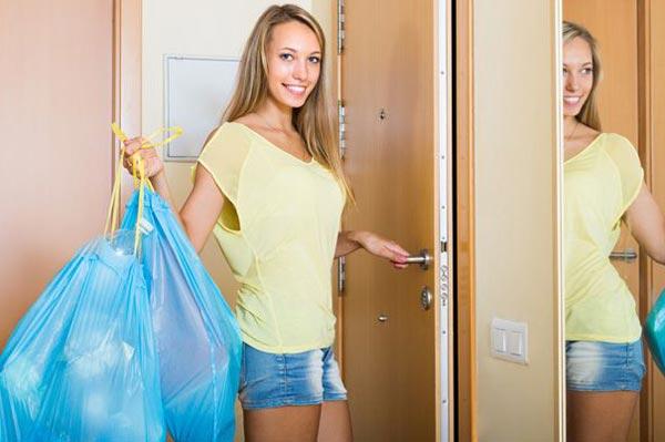Как грамотно избавиться от хлама в квартире?