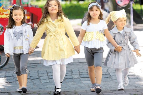 Детская мода или как развивать чувство стиля с детства