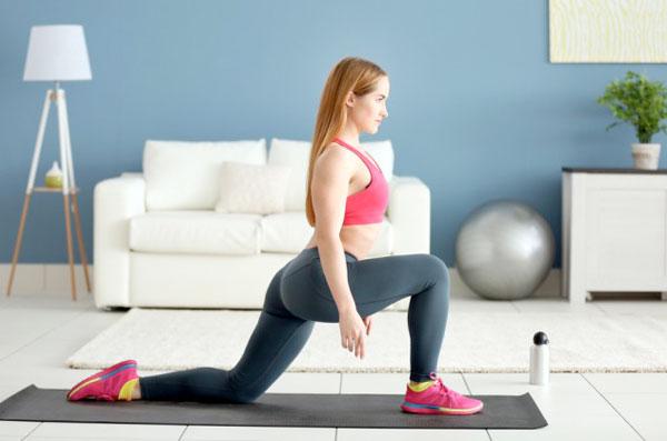 Фитнес дома и мотивация для похудения