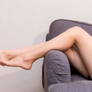 Как избавиться от тяжести в ногах?