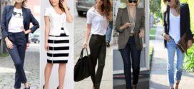 Smart casual: нескучный офисный стиль (фото)