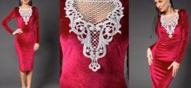 Бархат – ткань для создания королевского наряда