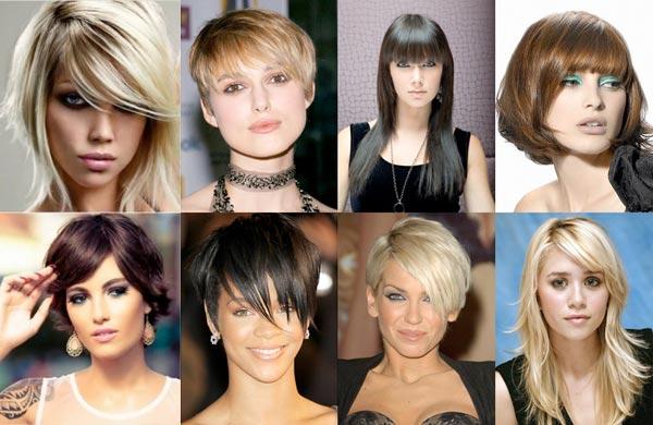 Причёска задаёт стиль