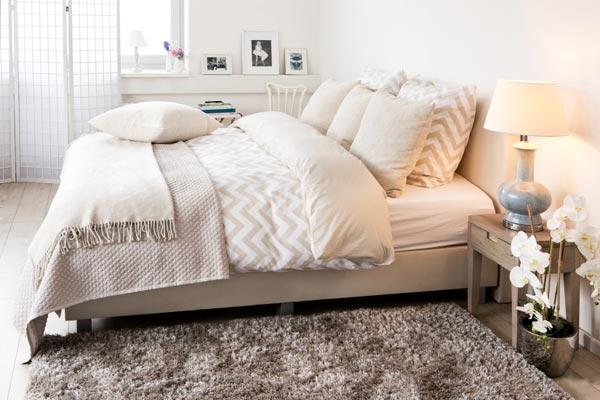 Приятное и полезное льняное постельное бельё