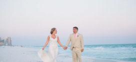 Свадьба на пляже. Что одеть?
