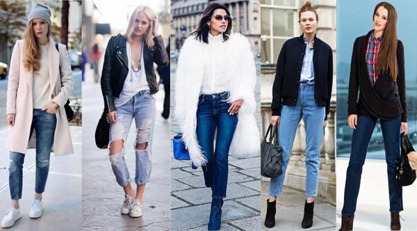 Модные джинсы сезона осень-зима 2018-2019