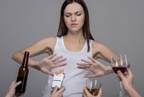 Становимся красивее и здоровее, избавляясь от вредных привычек