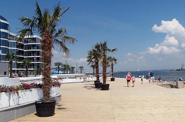Как выбрать отель в Одессе на берегу моря?