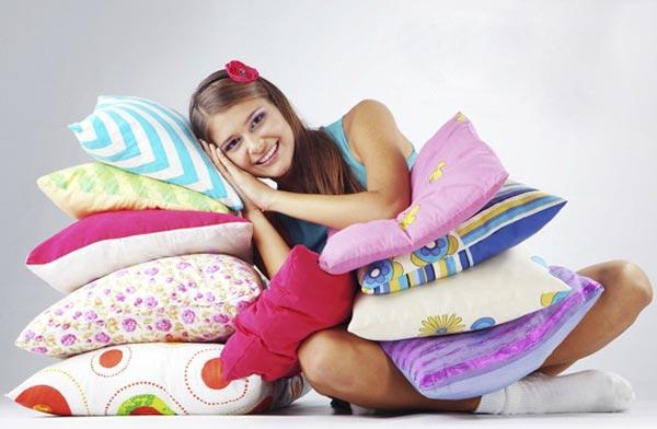 Какие подушки лучше?