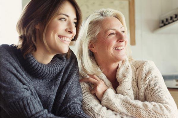 Как построить нормальные отношения с матерью