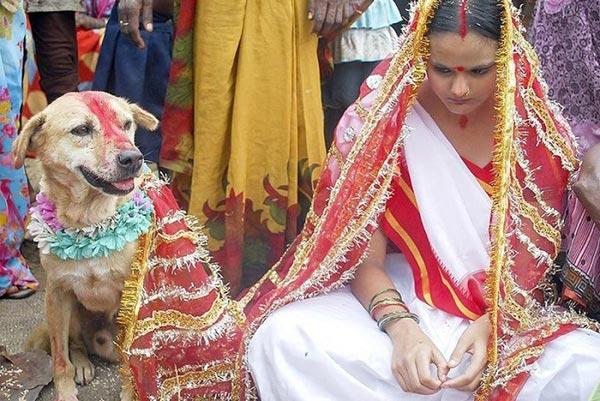 3 самых странных брачных ритуала в разных уголков мира (фото)