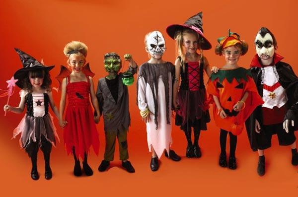 Что одеть на Хэллоуин?