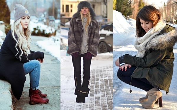 Как одеваться зимой стильно? Топ лучших вещей