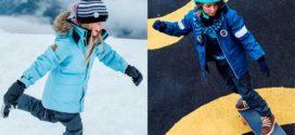 Современные детские куртки