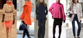 Кокетливость и удобство короткого пальто