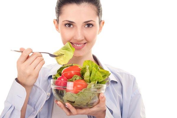 Здоровое питание для кожи