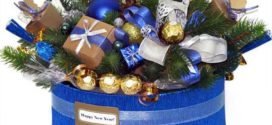 Составление букетов к Новому Году: советы и рекомендации