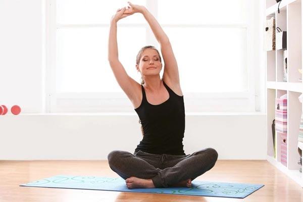 Ленивая зарядка для стройности и здоровья
