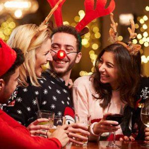 Как организовать новогоднюю вечеринку