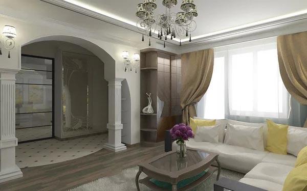 Несколько приемов, способных преобразить интерьер гостиной (фото)