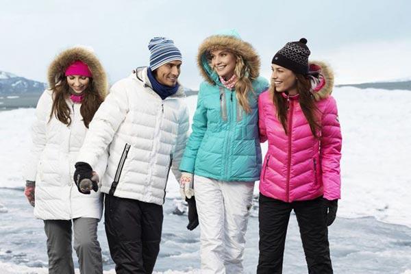 Теплая одежда из Финляндии