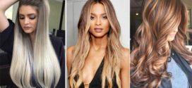 Тренды в окрашивании волос-2019