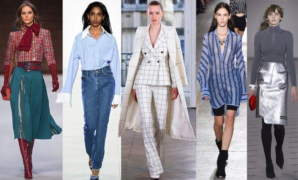Модные тренды 2019 года