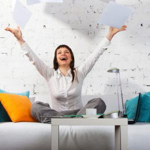 Как переключиться с мыслей о работе дома: 8 способов обрести гармонию