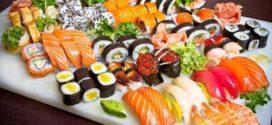 Роллы от ресторана японской кухни «Тануки»