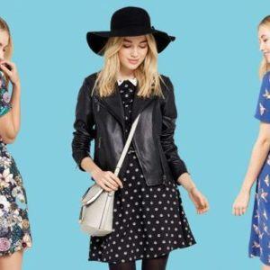 Какое платье выбрать ко дню восьмого марта?