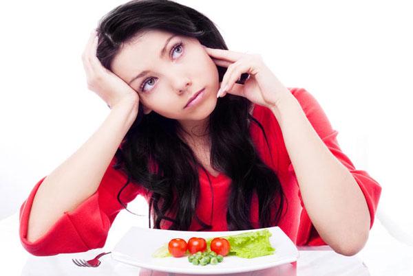 5 причин низкой эффективности большинства диет